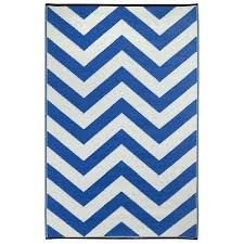 Yellow And Blue Outdoor Rug Chevron Indoor Outdoor Area Rug Royal White