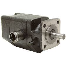 Haldex Barnes Gear Pump 13 Gpm 2 Stage Hydraulic Pump S21404 5184 2 Stage Log Splitter