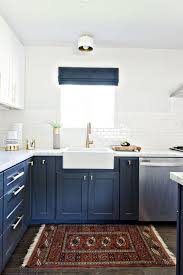 Kitchen Design Countertops by Best 25 Blue Kitchen Designs Ideas On Pinterest Kitchen Island