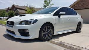 2015 subaru wrx modified painted my 2016 wrx headlights rebrn com