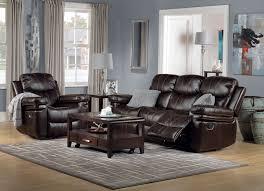 barcelona reclining sofa brown leon u0027s