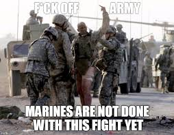 Meme Army - best marine vs army memes