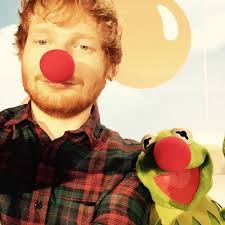 Challenge In Nose Ed Sheeran Initiates A Nose Day Challenge Celebmix