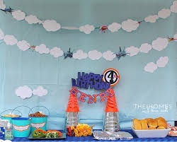 disney u0027s planes 4th birthday party the homes i have made