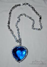 necklace titanic images Heart of the ocean titanic necklace by xcoeurdelamer deviantart jpg