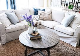 ikea sectional sofa reviews an honest review of the ektorp sofa tidbits twine