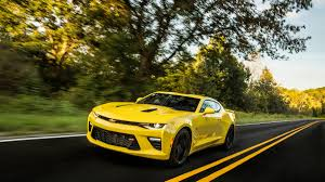 2016 chevy camaro ss 2016 chevy camaro 2ss coupe review with price horsepower and