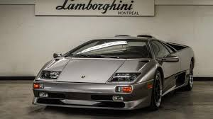 pictures of lamborghini diablo this fresh lambo diablo sv could be yours for 500k autoblog