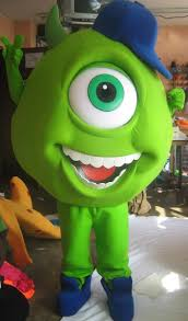 monsters inc halloween costumes adults 145 best mascot costumes images on pinterest mascot costumes