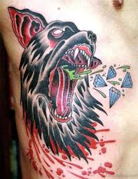 80 superb alpha wolf tattoos for tattooskid