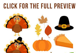 thanksgiving clipart turkey clipart fall clipart autumn clipart