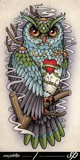 setwidth487 sugar skull owl design flickr photo tattoos