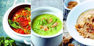 cuisine peu calorique 10 soupes rassasiantes pour un repas à moins de 300 calories