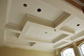 What Is A Coffered Ceiling by How To Build Coffered Ceilings And Wall Paneling Part 1
