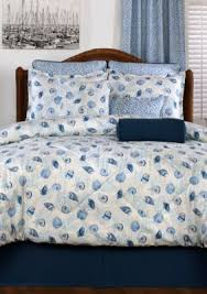 86 X 86 Comforter Victor Mill Barbados Full Comforter Set 86 In X 96 In Blue
