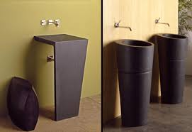 Modern Pedestal Sinks Bathroom Sinks And Creative Sink Designs