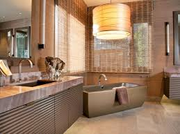 bathroom curtain ideas bathroom window treatments for privacy hgtv