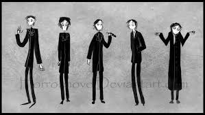 design tim burton by cottonvalent on deviantart
