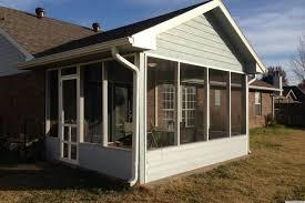 how to build a patio enclosure home design ideas