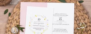 carte mariage texte idées de texte de faire part de mariage