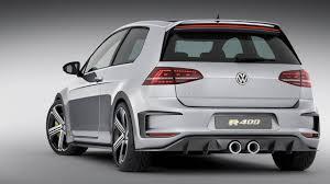golf volkswagen 2016 the volkswagen golf r400 is coming to america sort of
