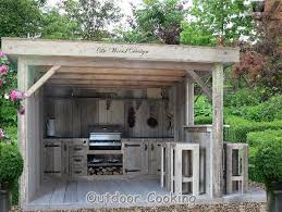 garden kitchen ideas 10 different and great garden project anyone can 5 kitchens