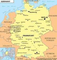 frankfurt on world map maps of frankfurt