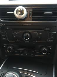 no aux or bluetooth audi sport net