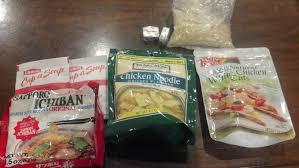 determu u0027s mrp meal ready to prepare recipe 1 4 survivalist forum
