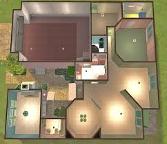 starter home floor plans mod the sims the floridian a luxury starter or a terrific