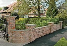 Garden Brick Wall Design Ideas Superb Garden Wall 3 Decorative Brick Garden Walls Garden Walls