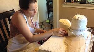 the making of koens birthday cake jake and the neverland