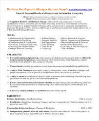business development manager resumes 36 manager resume templates download free u0026 premium templates