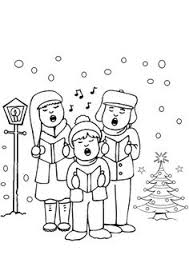 christmas tree colouring pages coloring trees