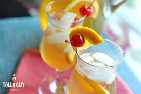 old fashioned cocktail garnish tall guy u0027s old fashioned flavored sweet tea