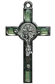 st benedict crucifix luminous st benedict crucifix the paraclete catholic bookstore