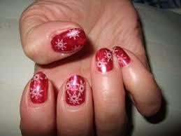 christmas design on nails choice image nail art designs