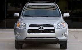 2009 toyota rav4 review reviews car and driver