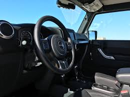 new jeep wrangler 2017 interior 2017 jeep wrangler sahara test drive review autonation drive