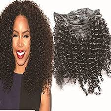 human hair extensions uk 12 inch afro curly clip in human hair extension