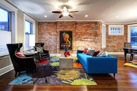 modern brick boundary wall designs for drawing room area