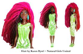hair dolls