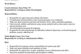 Mental Health Resume Examples by Mft Resume Sample Mental Health Resume Objective Example Mental