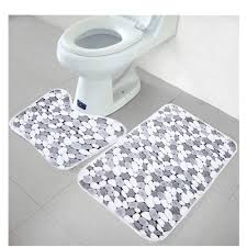 toilet rug set promotion shop for promotional toilet rug set on