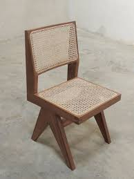 Mid Century Style Dining Chair In Teak At Phantom Hands