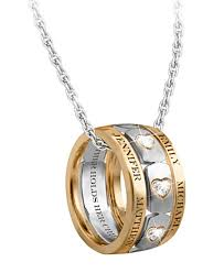necklaces with children s names s forever engraved necklace family necklace and gift