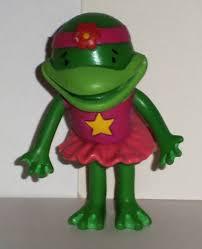 jojo u0027s circus croaky frogini frog bendable figure magnetic feet
