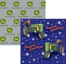 deere wrapping paper deere deere christmas and a giveaway time s up