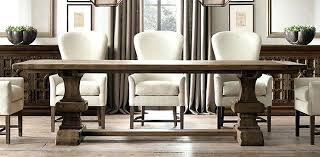 Chair Dining Table Amazing Restoration Hardware Dining Table Furniture Boundless