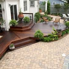 Pinterest Decks by Backyard Deck Design Ideas Best 25 Patio Deck Designs Ideas On